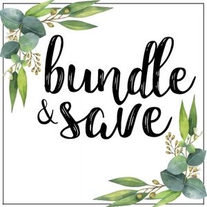 Bundle and save to get a discount!